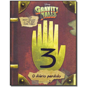 Diário Perdido De Gravity Falls, O - Vol. 03