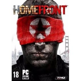 Jogo Pc Homefront - Novo - Original