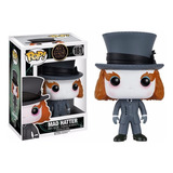 Funko Pop! Mad Hatter #181 Alicia Original En Stock