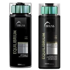 Kit Condicionador + Shampoo Truss Equilibrium 300ml