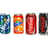 Latas De Coca Cola 355cc