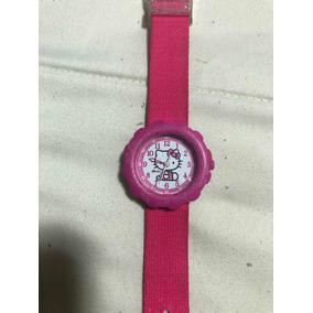 Relógio Flik Flak Hello Kitty