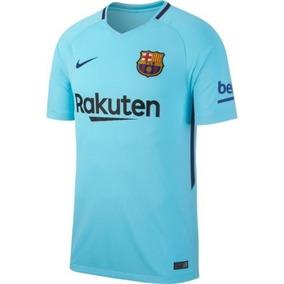 Camiseta Alternativa Barcelona 2017 2018 - Camisetas en Mercado ... 98863cd028d