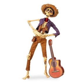 A Vida É Uma Festa Disney Boneco Hector Musical Original