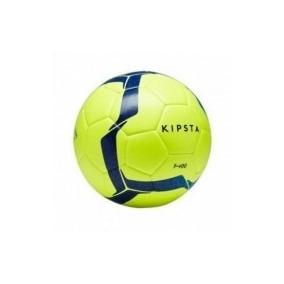 bc8b3f26f1323 Balón De Fútbol F100 Híbrido Talla 4 Amarillo