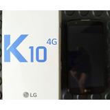 Lg K10 K430tv Dourado 16gb 13mp Com Nf De Compra