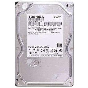 Disco Duro 500 Gb 3.5 Toshiba Sellado