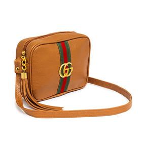 a2bf3e4b9 Bolsa Gucci Vermelha - Bolsas Femininas Marrom no Mercado Livre Brasil