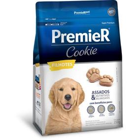 Biscoito Premier Cookie - Cães Filhotes - 250g