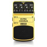 Pedal Guitarra Ultra Chorus Behringer Uc200 + Garantía