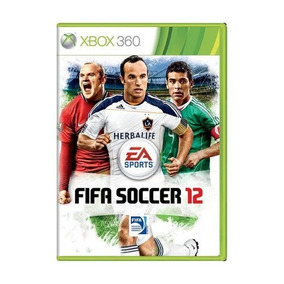 Fifa Soccer 12 Xbox 360 Original
