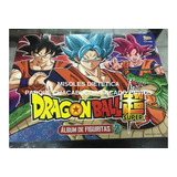 Álbum De Figuritas 2 Dragon Ball Súper Completo A Pegar !!