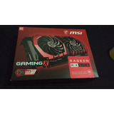 Tarjeta Video Grafica Msi Rx570 Amd 4 Gb Gamer Pc Juegos