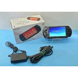 Psp Play Station Portable + Memory Stick 16 Gb + 10 Juegos