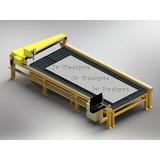 Maquina Cnc Plasma/oxicorte Planos Para Fabricarla (diseño)