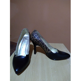 738c838162ec4 Zapatos Marca Klin Animal Prints Brasil - Calzado en Mercado Libre Perú