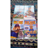 Vhs Cintas Originales Air Bud Disney