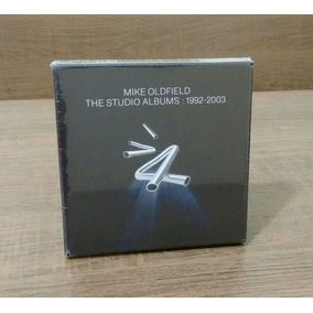 Mike Oldfield The Studio Albums 1992 - 2003 Box Set