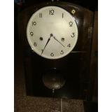 Reloj De Pared Antiguo Marca Kienzle