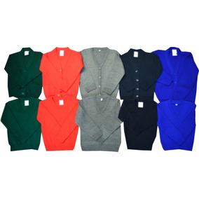 Suéter Escolar Varios Colores Y Tallas