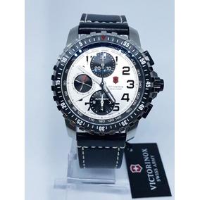 cc742842351 Relógio Victor Inox Swiss Army Feminino Pulseira Couro 22 Cm. Usado ·  Victorinox Alpnach 241450