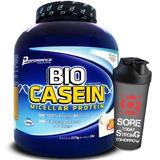 Bio Casein Micellar 2,273kg + Shaker - Performance