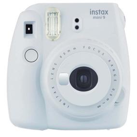 Câmera Instantânea Fujifilm Instax Mini 9 - Branco Gelo +