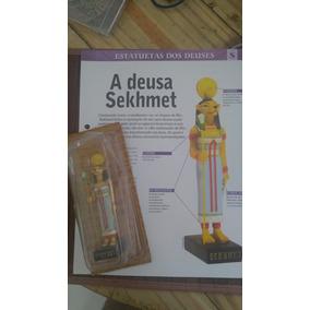 Sekhmet (coleção Deuses Egípcios Salvat)