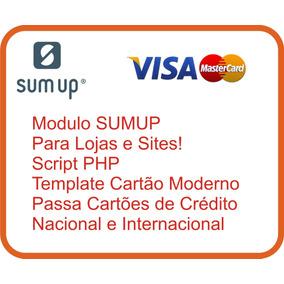 Modulo Sumup Loja Interinspire E Outros Sites Api Php