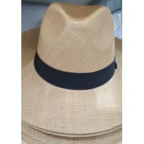 Chapéu Moda Panamá Aba Larga Casual Praia Masculino Feminino a6157bd5507