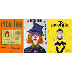 Kit Rita Lee (3 Livros)
