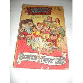 Mickey Nº 6 - Ano 1953 - Original - Leia Descrição