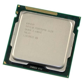 Intel Pentium G620 Sr05r 2,6 Ghz 3 Mb Dual-core Lga 1155