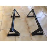 Barras Paralelas Parallettes Hand Grips - Fitness Musculação