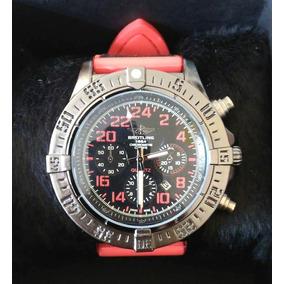 f7474689f3d Relogio Breitling Tourbilllion 1884 - Relógios no Mercado Livre Brasil