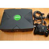 Xbox Clasico Con 5 Juegos 1 Control ( En Buen Estado)