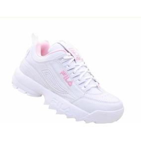 Tenis Sneaker Fila Feminino Promoção Em Até 12x