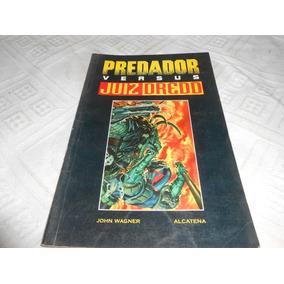 Hq Juiz Dredd Vs Predador.