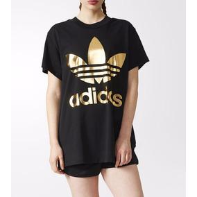 Camiseta Plus Size Blusas Manga Curta Dourada