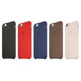 Apple Leather Case Iphone 6/6s Carcasa Tipo Cuero