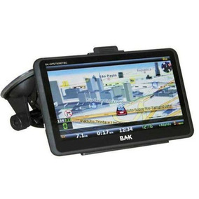 Gps Bak Bk-gps7009 Tela7.0 Tv Digital Bluetooth Original