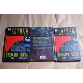 Gotham Dpgc - Sob Suspeita - Lacrado (capa Dura) Promoção!!