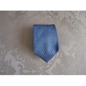 Padrisima Corbata Salvatore Ferragamo Azul 100%original!!