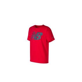 New Balance Short Sleeve Graphic Tee Niños