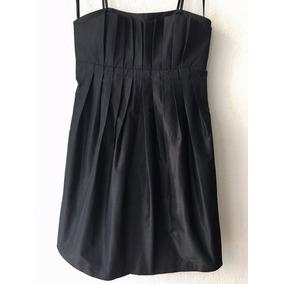 Vestido Estraple Marca Max & Cleo - Plead Shine Talla: 4