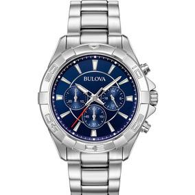 Reloj Bulova Classic Sport Original Para Hombre 96a215