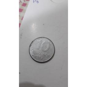 Moeda 10 Cruzeiros 1984