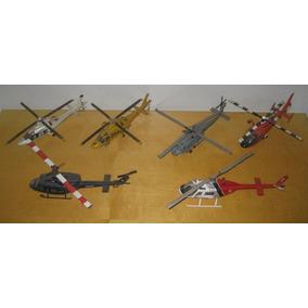 Coleção De 6 Helicópteros Sky Pilot