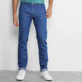 cb94470883 Calça Coca Cola Original - Calças Jeans Azul no Mercado Livre Brasil