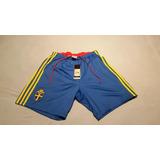 7bb8ca0c83 Calção De Futebol Short Seleção Suécia Copa Mundo 2014